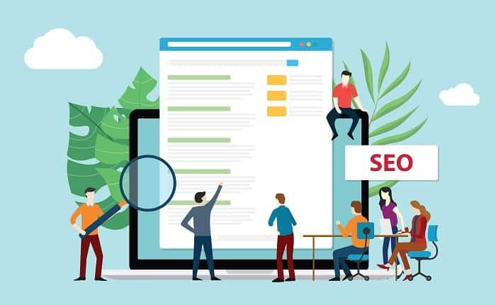 Use SEO (Search Engine Optimisation)