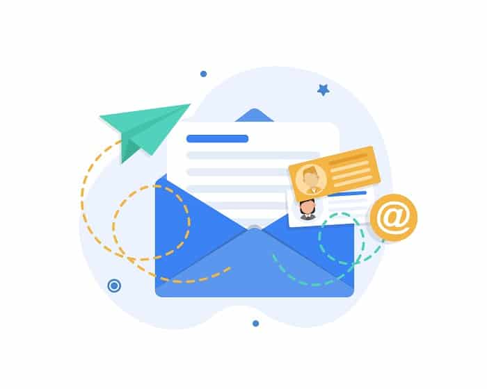 Create an email marketing list